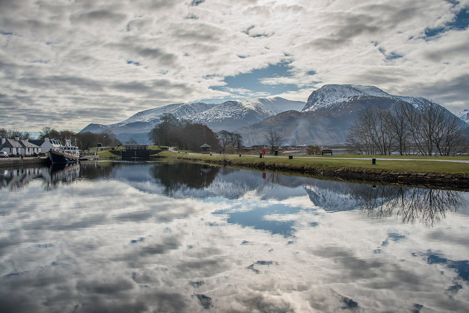 Ben Nevis is the highest mountain in the British Isles and can be visited on a tour of Scotland