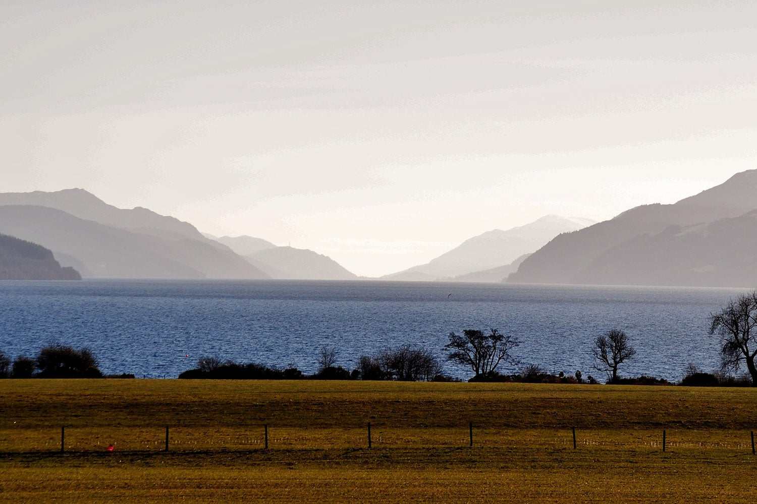 See the stunning views at Loch Ness on our Loch Ness Monster tour of Scotland